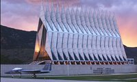 United States Airforce Academy campus