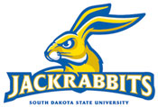 SDSU's athletics - the Jackrabbit logo