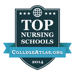 Top Nursing Badge Logo