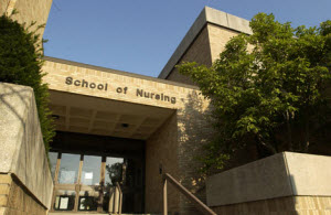 University of Missouri Sinclair School of Nursing building
