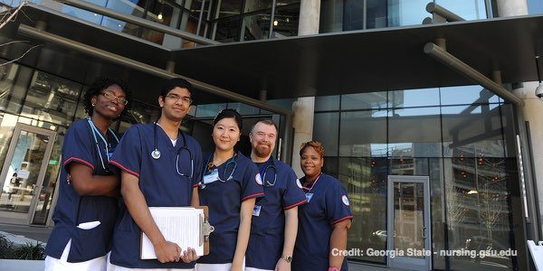 Nursing Schools in Georgia - Colleges and Degrees | Online ...