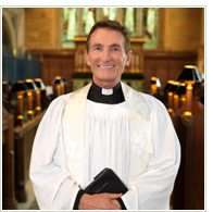 Smiling Priest, Father or Pastor