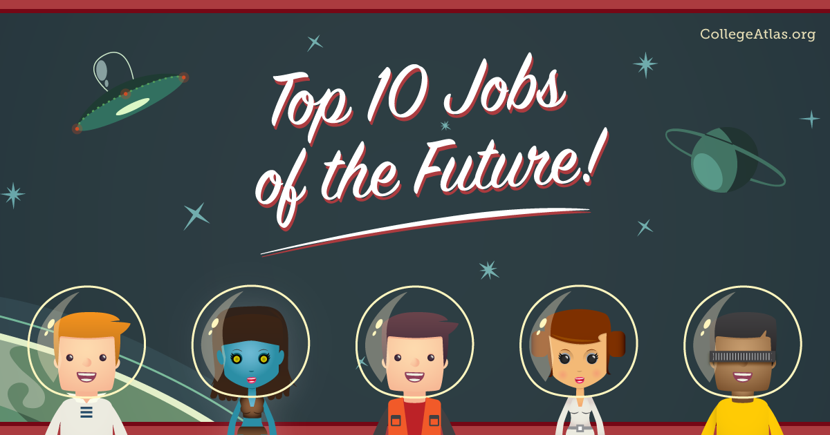career for the future What will you be doing for a living in 10 years' time the chances are it won't be what you're doing now, and it may be something that doesn't yet exist ian wylie looks ahead to 2020.