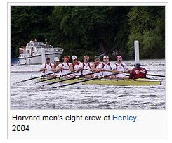 Harvard University Rowing Team