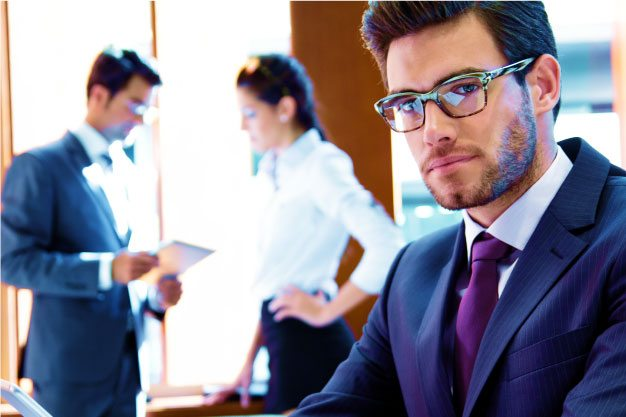 Image of a Male Accountant