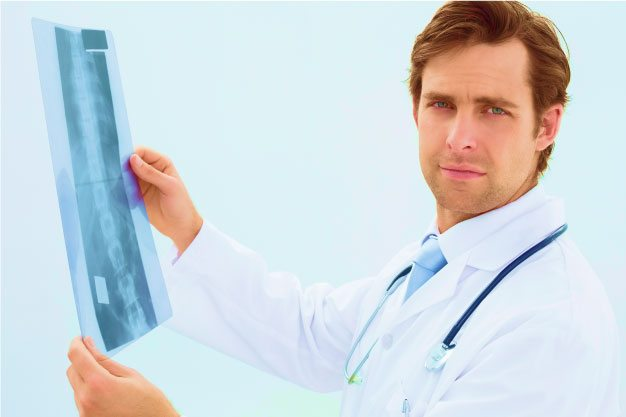 Image of a Male Doctor