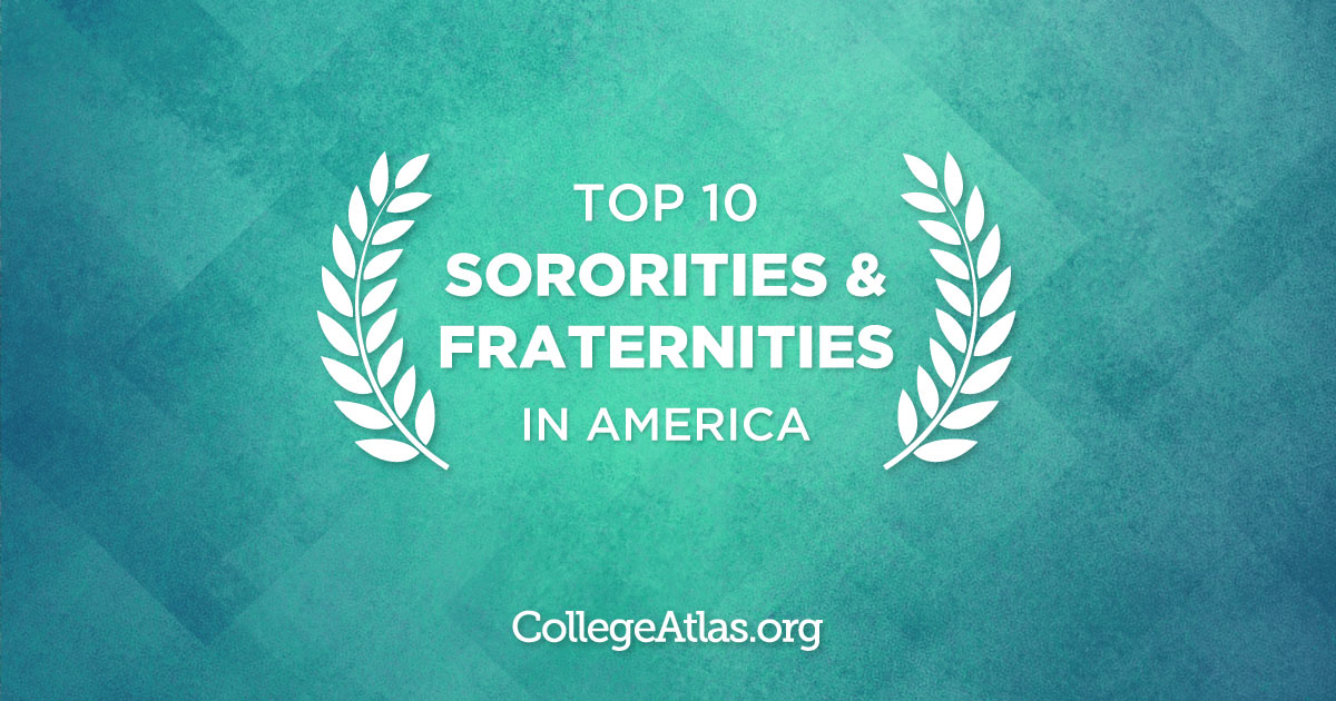 Historically Black Colleges And Universities >> 10 Top Sororities and Fraternities in America | CollegeAtlas