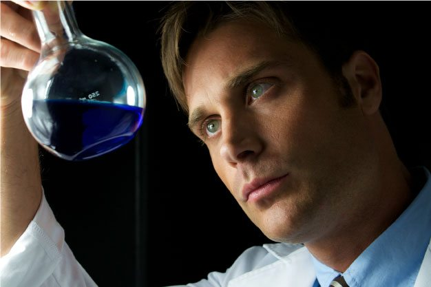 Image of a Male Environmental Scientist