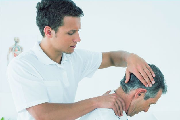 Image of a Male Physical Therapist