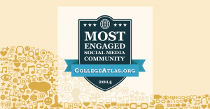 most engaged social media community
