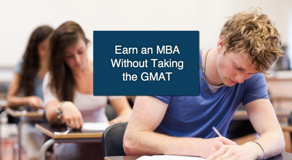 MBA Without the GMAT