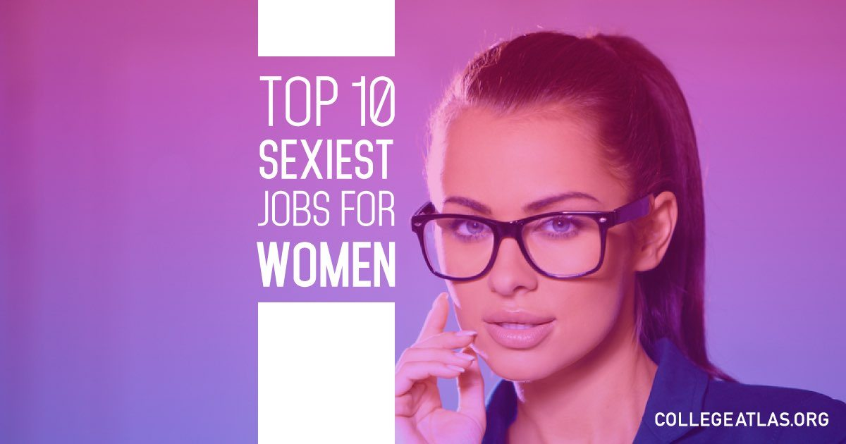Top 10 sexiest jobs for women main image