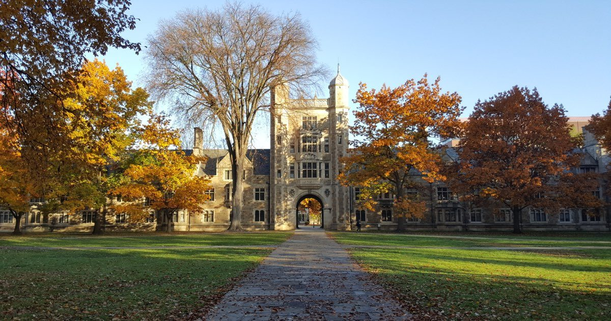 university of michigan campus - photo #5