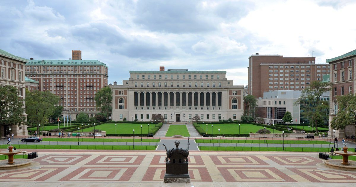 columbia university online and campus degrees