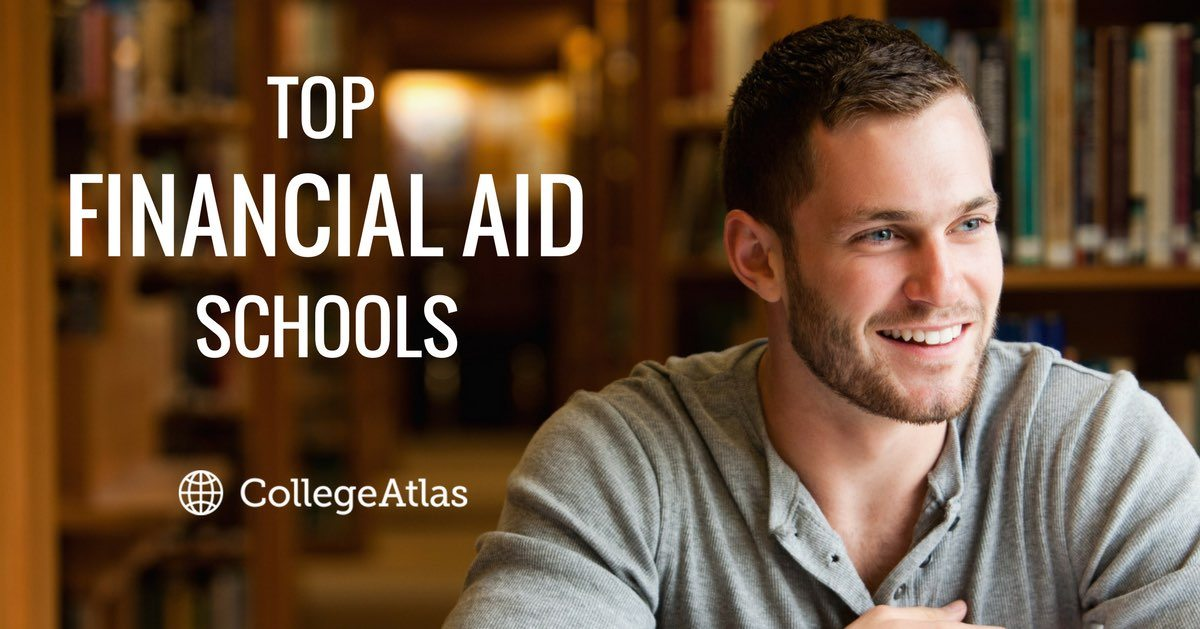 top financial aid schools