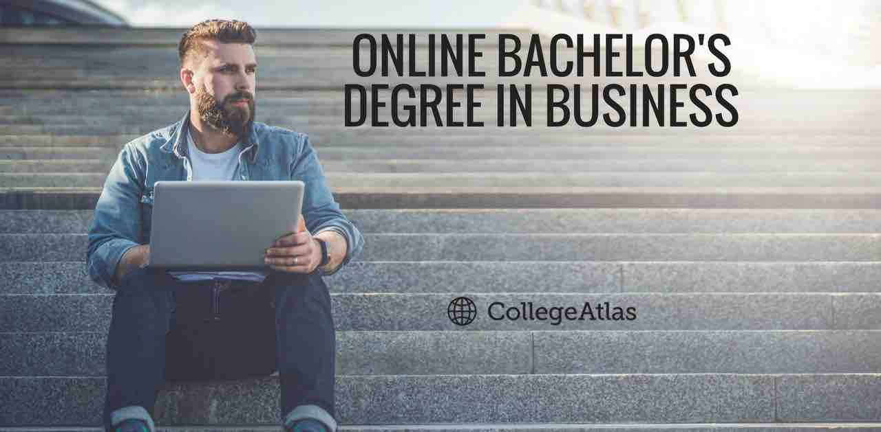 Online bachelors degree business - min