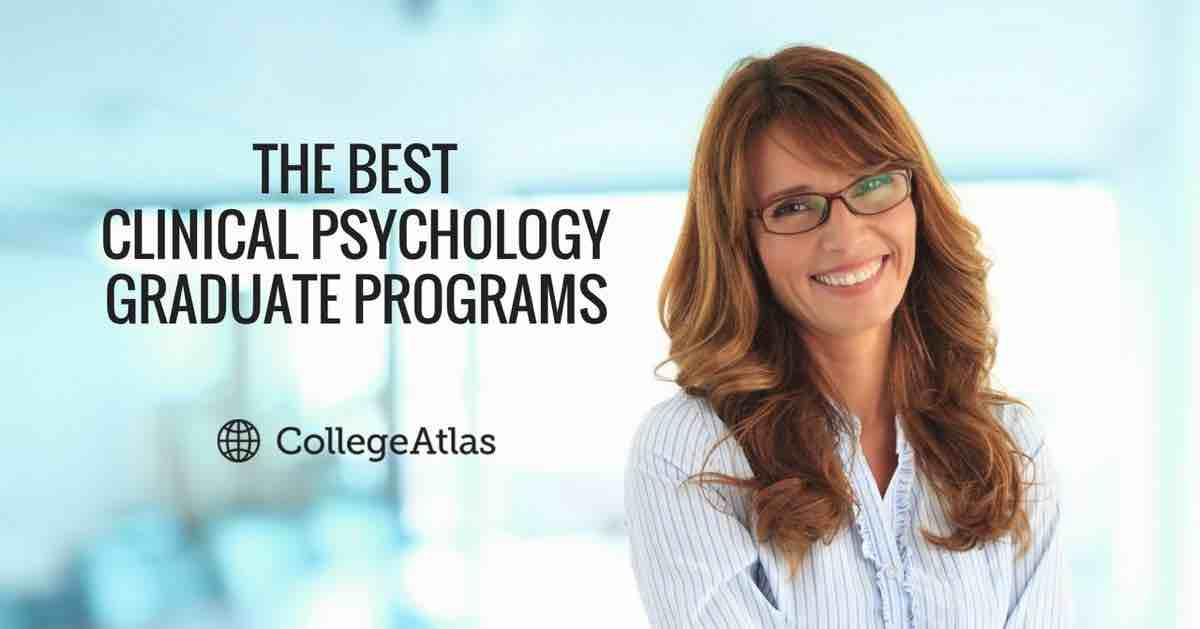 Best clinical psychology graduate programs
