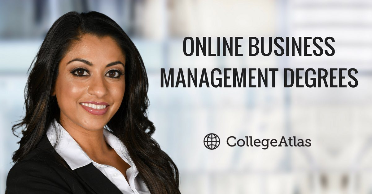 online business management degrees