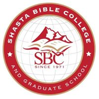 Shasta Bible College and Graduate School - logo